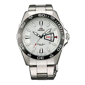 Orient Gents Diving Sport 200m Silver dial